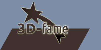 3D-fame – 3D-Board Content-Shop