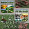 3d plants spar bundle