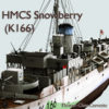 HMCS Snowberry K166 Flower Class Corvette