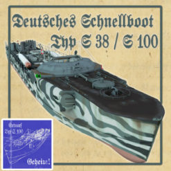 Schnellboot Typ S 100