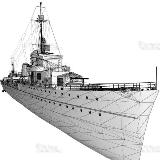 Deutscher Zerstörer 1936A Narvik-Klasse