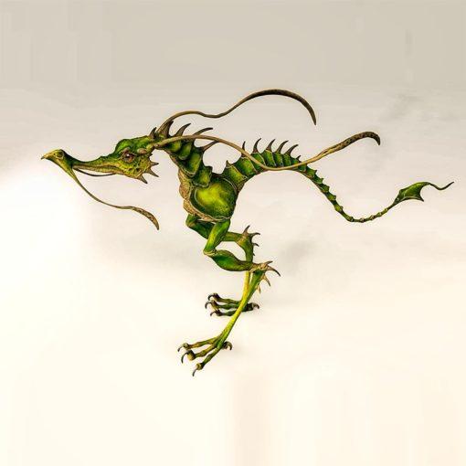 Dragon Hopper 3D-Modell