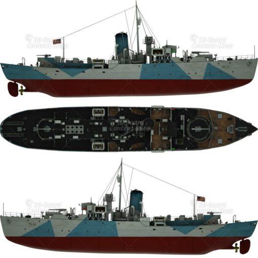 USS Surprise PG-63