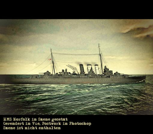 HMS Norfolk
