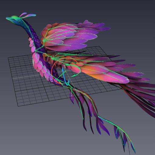 Delvogel Ari Moon 3D Model