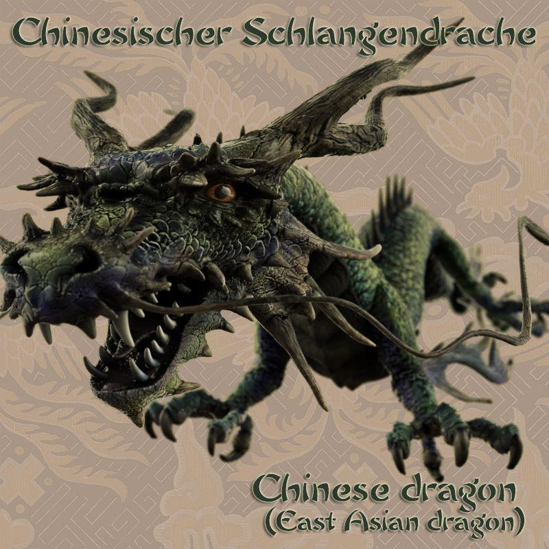 Chinesischer Schlangendrache