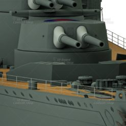 Schlachtkreuzer HMS Hood