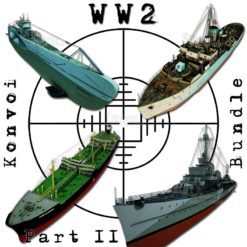 ww2 konvoi-bundle II